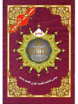 Le Saint Coran Sourate Al Baqara