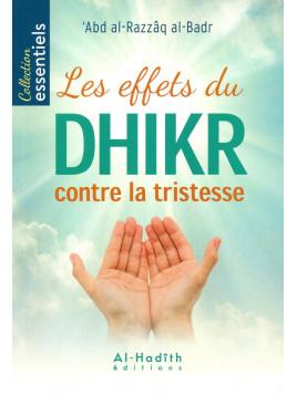 Les effets du dhikr contre la tristesse ABD AL RAZZAQ AL BADR
