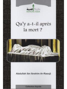 Qu'y-a-t'il après la mort ?