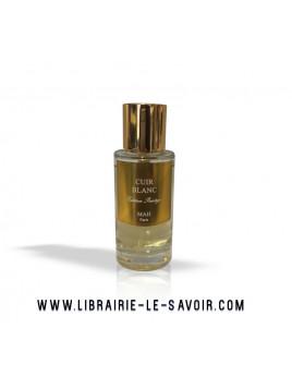 Parfum Cuir Blanc - Collection privée - MAH Edition Prestige - 50 ml