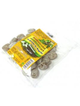 Sachet de bonbons miel eucalyptus et à la graine de Nigelle (Habba Sawda) - 100 gr