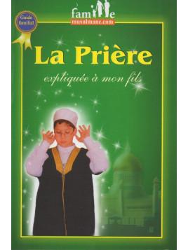 La prière expliquée à mon fils- Edition PixelGraf