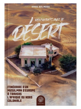 Rencontre(s) avec le Désert - Knud Holmboe - Editions Ribat
