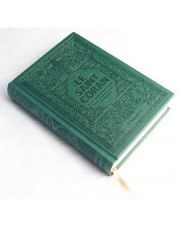 Le Saint Coran Transcription en caractères latins Traduction des sens en français