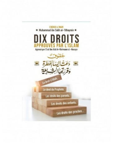 Dix Droits Approuvés Par L'Islam - Ibn Badis