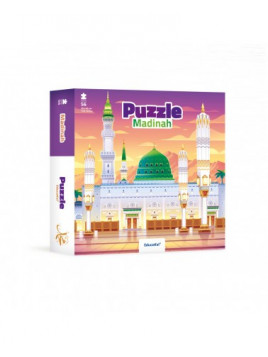 Puzzle Makkah - Educatfal