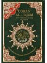 Coran tajwid avec traduction des sens en français.