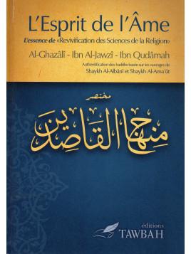 L'Esprit de L'Ame - Ghazali , Ibn Jawzi, Ibn Qudma - Edition Tawbah