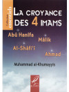 La Croyance des 4 Imams