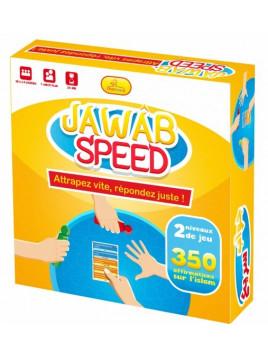 Jawab Speed - Attrapez vite, répondez juste (jeu de société)- Editions Orientica