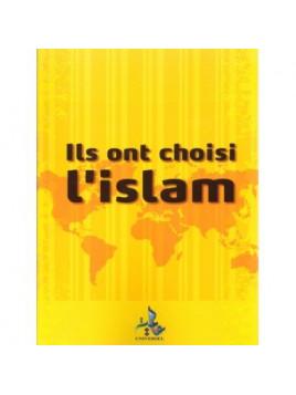 Ils ont choisi l'Islam - Messaoud Boudjenoun - Edition Universel