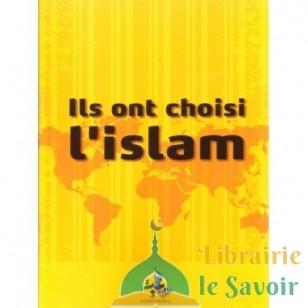 Ils ont choisi l'Islam - Messaoud Boudjenoun - Universel