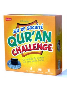 Jeu de Société : Quran Challenge - Le monde du Coran en une seule boite - Edition Orientica
