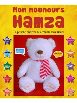 Mon Nounours Hamza- Edition Orientica