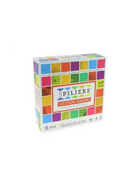 Jeu 5 Piliers - Edition Junior - Zileej