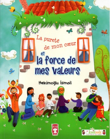 La pureté de mon coeur et la force de mes valeurs H. ISMAIL