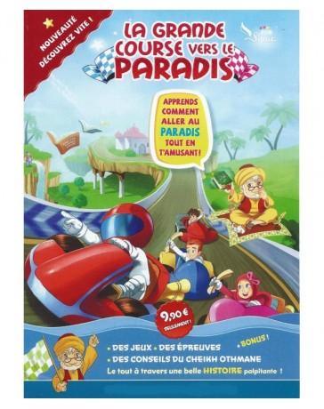 La Grande Course vers le Paradis KIDS SANA