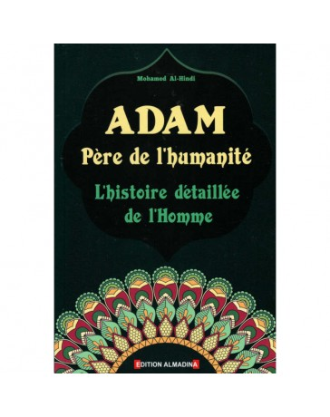 Adam Père de l'humanité MOHAMED AL HINDI
