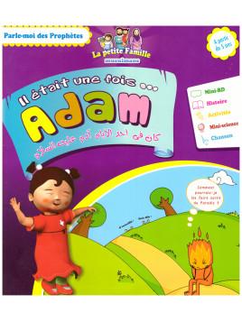 Il était une fois Adam- Edition Sana