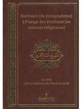 Bréviaire [de jurisprudence] à l'usage des étudiants [en sciences religieuses]