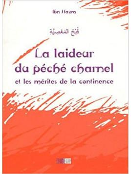 La laideur du péché originel - Ibn Hazm - Edition La Ruche