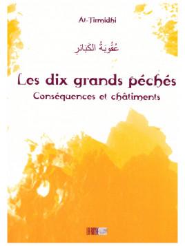 Les dix grands péchés - At-Tirmidhi - Edition La Ruche