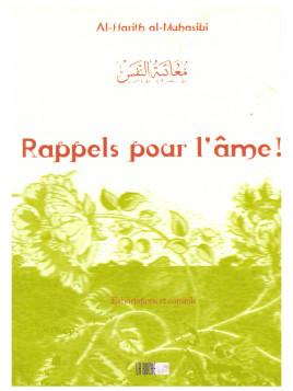 Rappels pour l'âme - Al Harith al Muhasabi - Edition La Ruche
