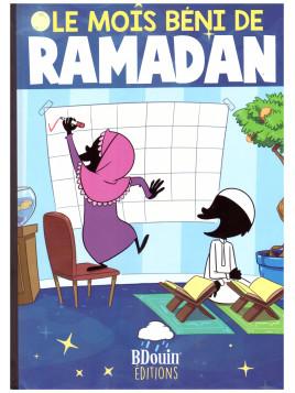 Le mois béni de Ramadan - BDouin - Edition BDouin