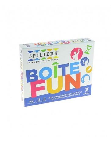 Jeu Boite Fun 5 Piliers - Edition Zileej