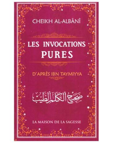 Les invocations pures - Cheikh Al Albani - Edition La maison de la sagesse