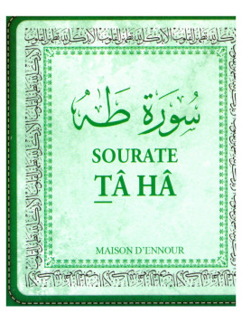 Sourate Ta Ha - Edition Ennour