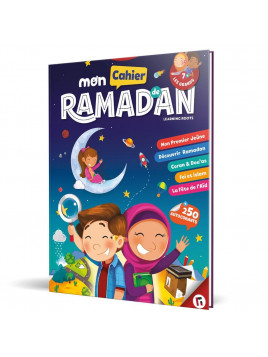 Mon cahier de Ramadan - Les Grands - Edition Learning Roots