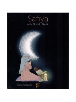 Safiya et la nuit du destin - H. Trendafilov Lydia B. - Edition Bani Book