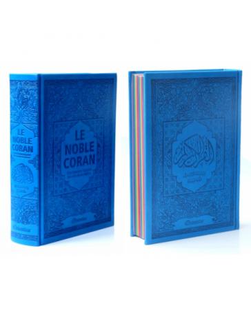 Le Noble Coran - Rainbow Coran - Edition Orientica