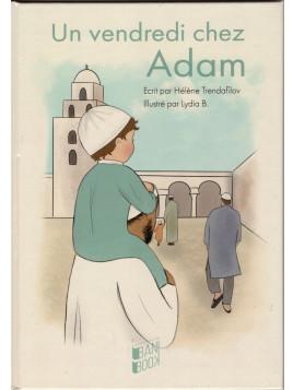 Un vendredi chez Adam - Hélène Trendafilov - Edition Bani Book