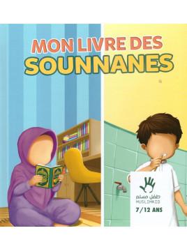 Mon livre des sounanes 7/12 ans - Edition Muslim Kid