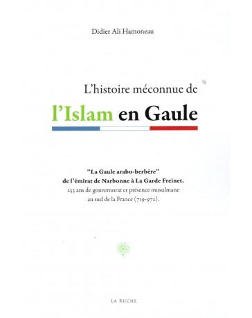 L'histoire méconnue de l'Islam en Gaule - Didier Ali Hamoneau - Edition La Ruche