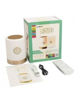 Veilleuse Coranique - Bluetooth avec télécommande