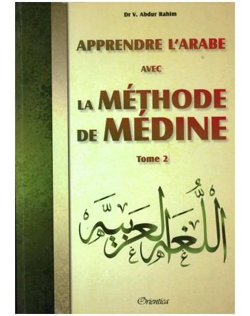 La Méthode de Médine - Tome 2 - Editions Orientica