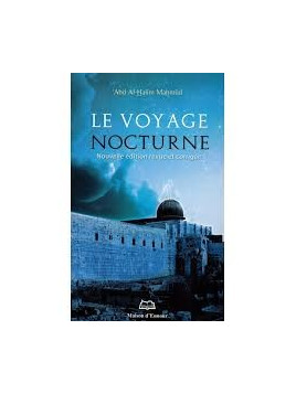 Le voyage nocturne - Abd Al Halim Mahmud - Editions Ennour