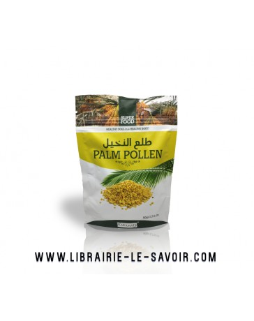 Pollen de palmier - 50 gr - Karamat - 100% Naturel