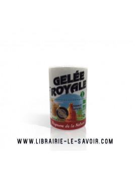 Gelée Royale Bio CHIFA 30 G - Certifié AB