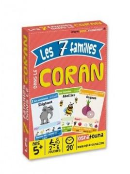 JEU LES 7 FAMILLES DANS LE CORAN