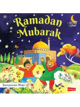 Ramadân Moubârak (Livre pour enfant musulman avec pages cartonnées)