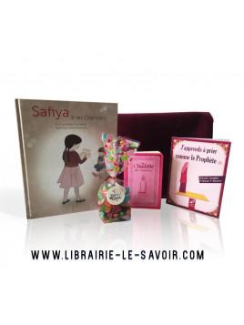 Coffret cadeau enfant fille