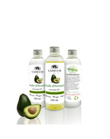 Huile de coco 100% pure et naturelle - 100ml - Tameem