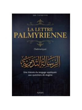 La lettre Palmyrienne (Tadmuriyya) - Ibn Taymiyya - NAWA