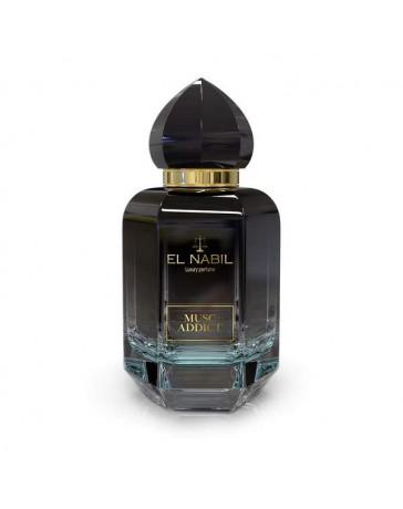 Parfum EL NABIL 50 ML MUSC ADDICT