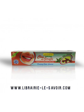 Dentifrice au clou de girofle - Dentifrice Herbal - 100g