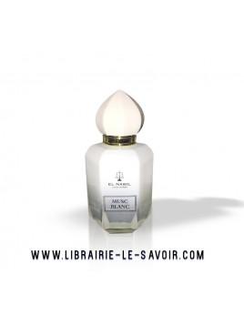 Parfum EL NABIL 50 ml Musc Blanc